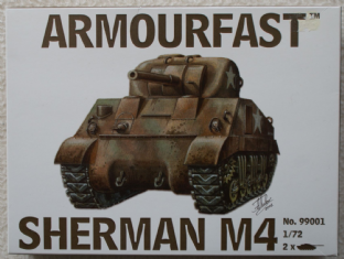 Armourfast 20mm 99001 M4 Sherman